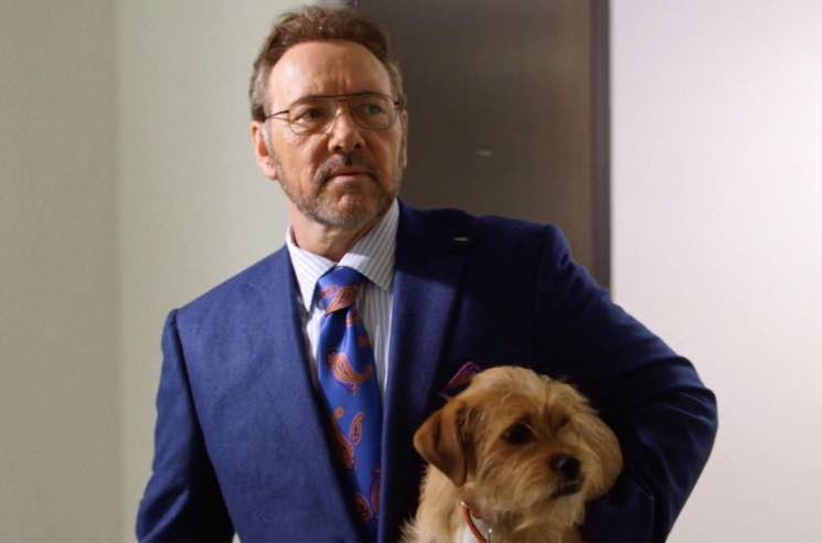 ​Kevin Spacey's 'Billionaire Boys Club' Only Made $618 on Opening Weekend
