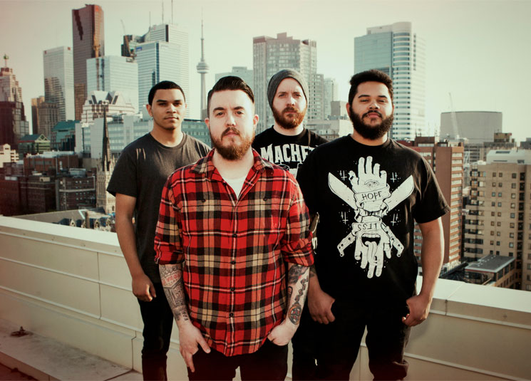 Sparrows Sign to New Damage for New EP