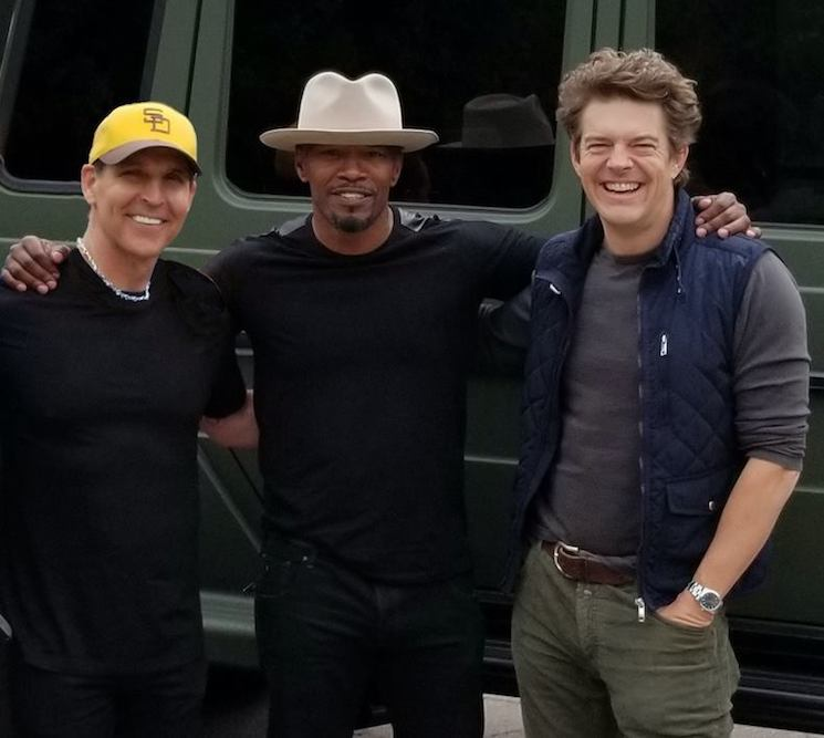Jamie Foxx to Play Spawn in Blumhouse Reboot