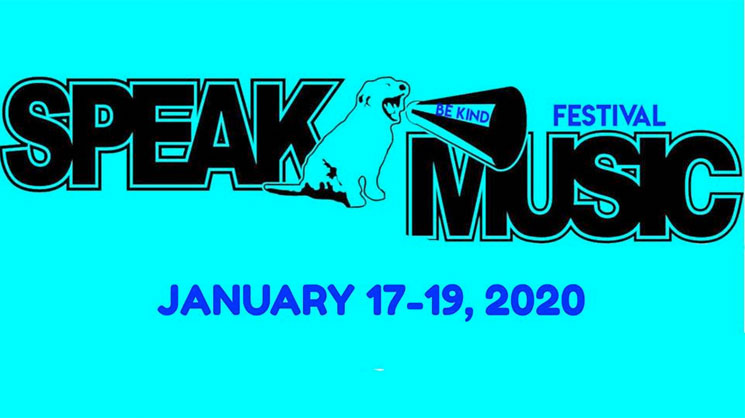 Toronto's First SPEAK Music Be Kind Festival Unveils Full Lineup