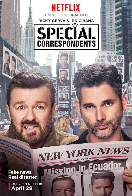 Special Correspondents Trailer