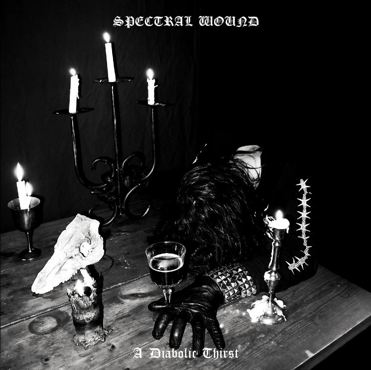 Montreal's Spectral Wound Will Quench Anyone with 'A Diabolic Thirst' for Black Metal