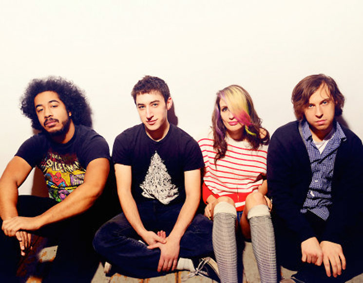 Speedy Ortiz Book North American Tour, Share New Song
