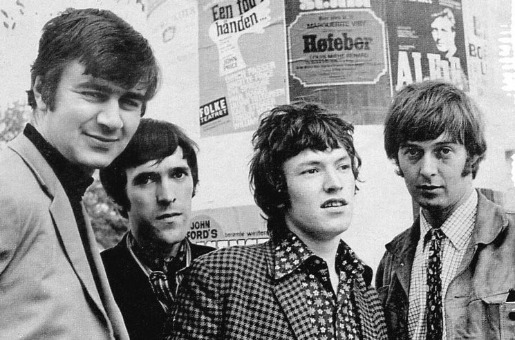 Spencer Davis, Founder of Famous '60s Beat Band Dead at 81