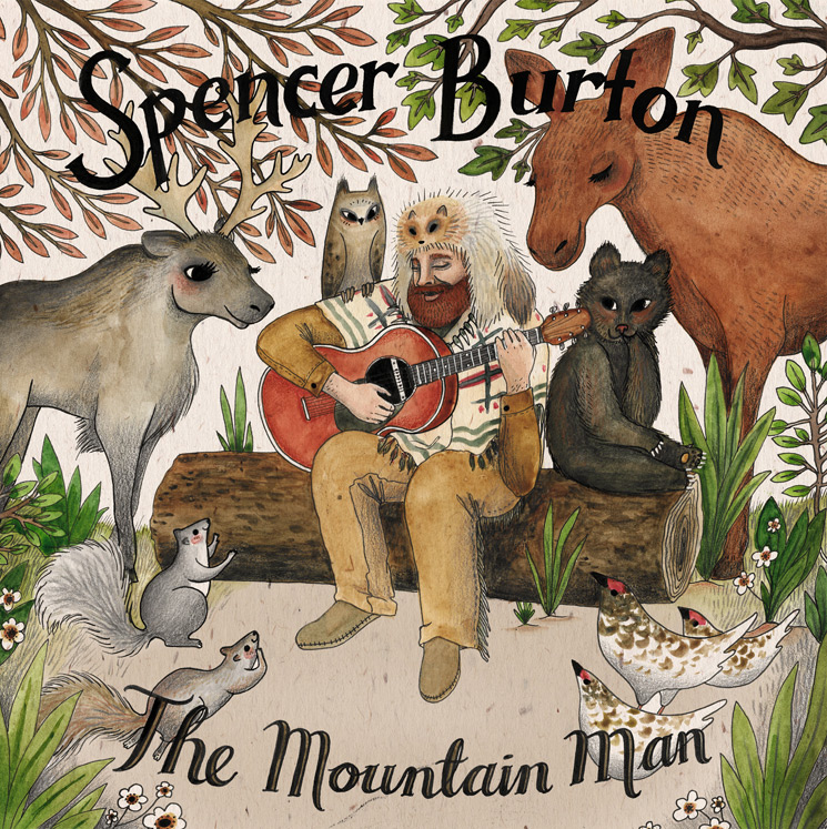 Spencer Burton Shares 'Whatever I Want to Be' from His First Children's Album