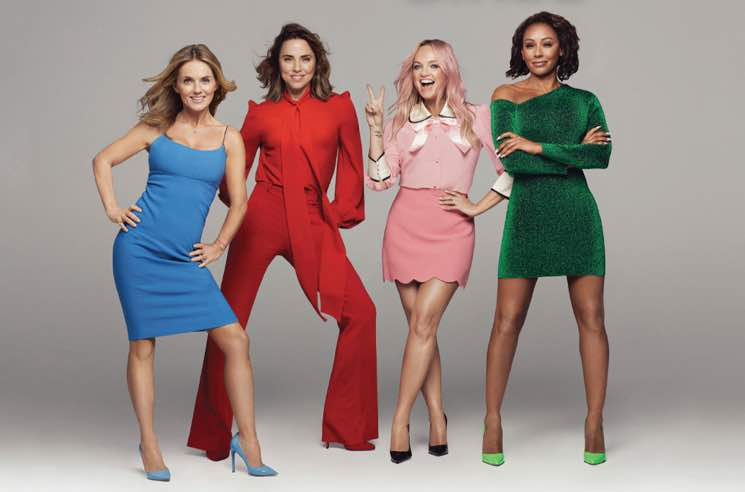 ​Emma Bunton Confirms Spice Girls Reunion Tour Is Still On: 'Of Course It's Happening'