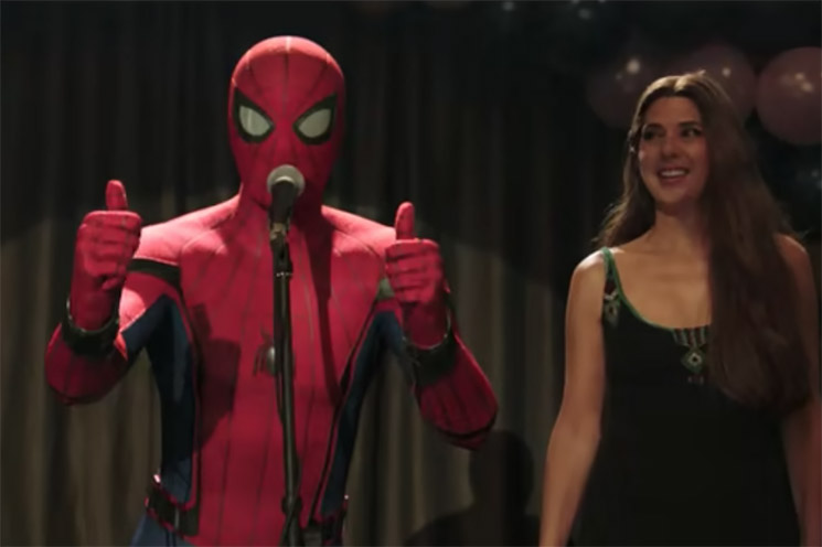 Spider-Man Faces Jake Gyllenhaal as Mysterio in the Trailer for 'Far from Home'