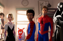 Spider-Verses: A Playlist for Every Spider-Man in 'Into the Spider-Verse'