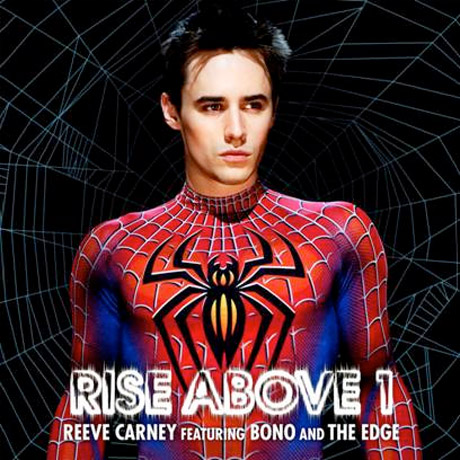 "Reeve Carney ""Rise Above 1"" (ft. Bono and the Edge)"