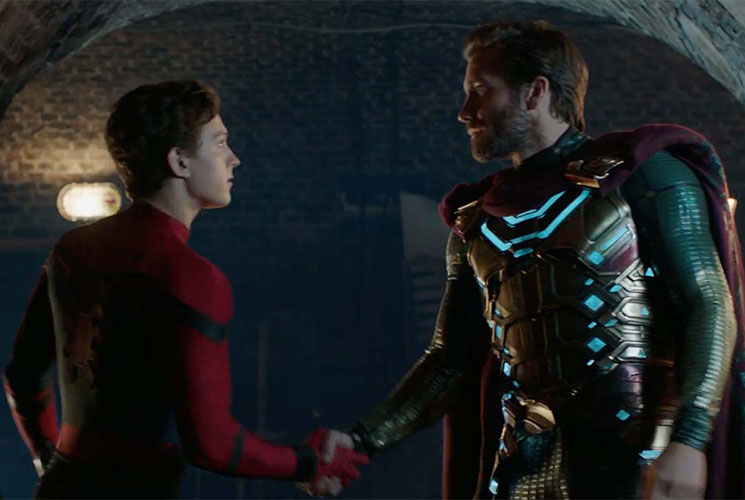 'Spider-Man: Far From Home' Eventually Finds Its Tingle Directed by Jon Watts