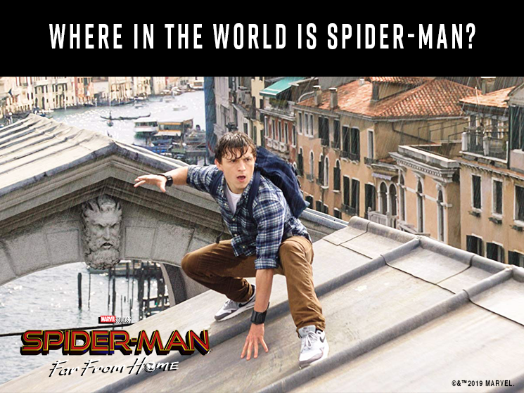 Six Times Spider-Man Went 'Far From Home'