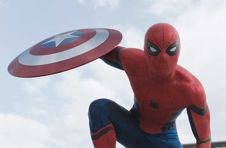 Spider-Man Reportedly No Longer in the Marvel Cinematic Universe