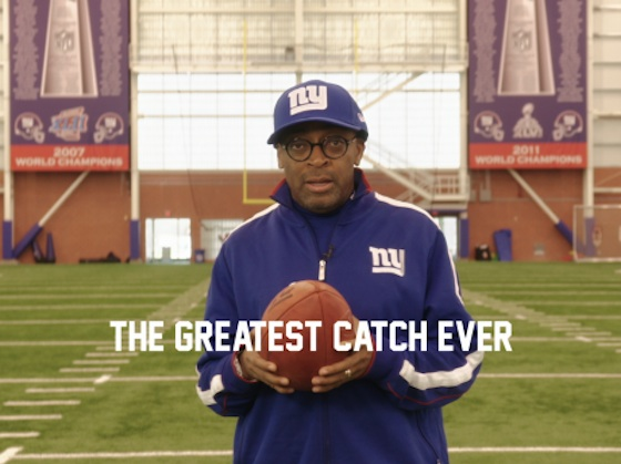 The Greatest Catch Ever A Spike Lee Lil' Joint