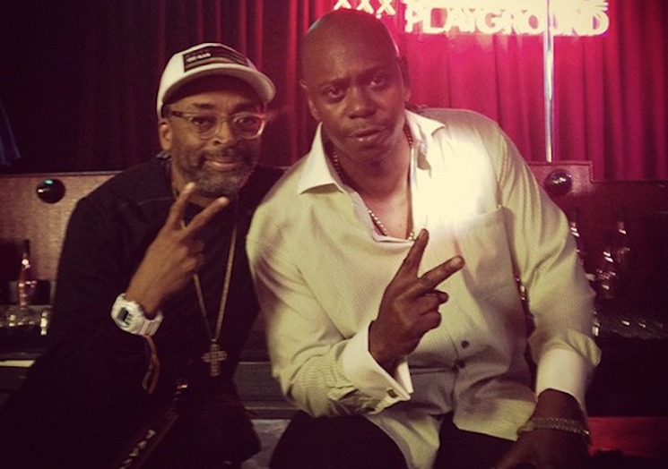 Dave Chappelle, Nick Cannon and Wesley Snipes Join Spike Lee's 'Chiraq'