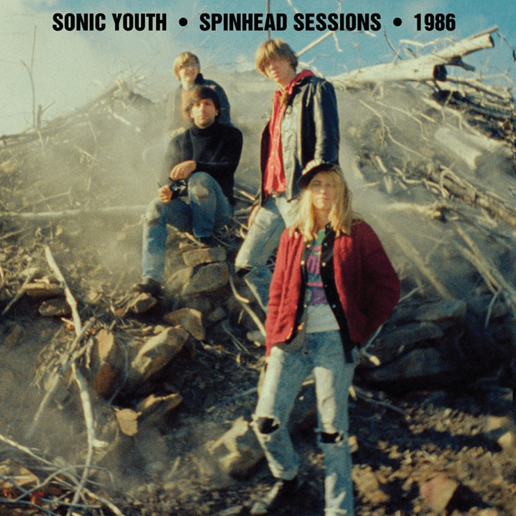 Sonic Youth Unearth Film Score Rarities for 'Spinhead Sessions' Release