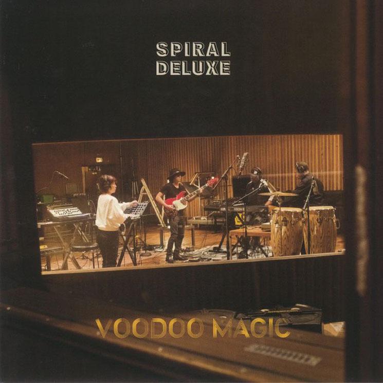Spiral Deluxe Voodoo Magic