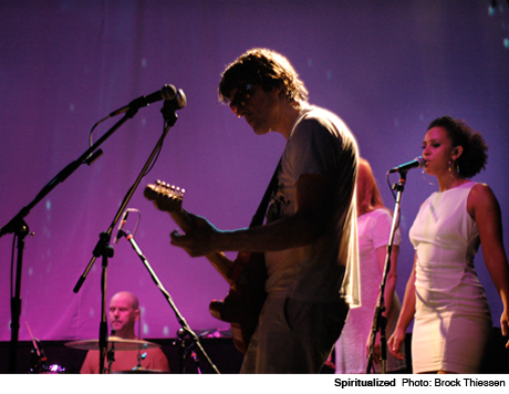 Spiritualized Rickshaw Theatre, Vancouver BC May 26