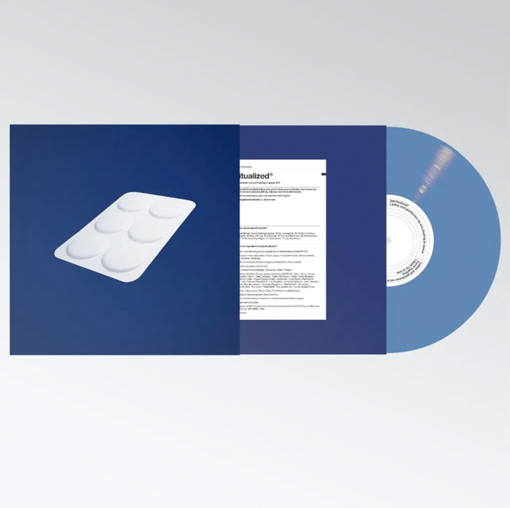 Spiritualized Detail 'Ladies and Gentlemen We Are Floating in Space' Reissue