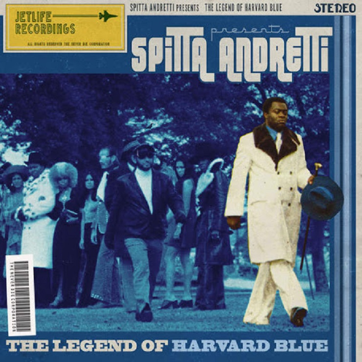 Curren$y 'The Legend of Harvard Blue' (mixtape)