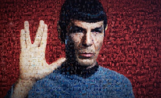 Watch the First Trailer for Spock Documentary from Leonard Nimoy's Son