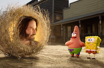 Keanu Reeves's 'SpongeBob' Cameo Proves He Really Is Everywhere These Days