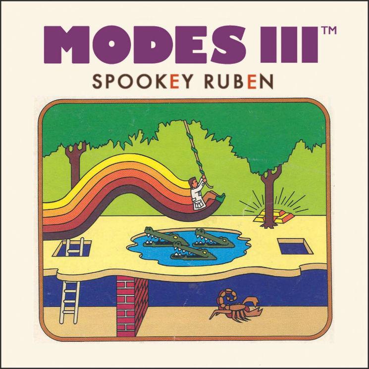Spookey Ruben Modes III