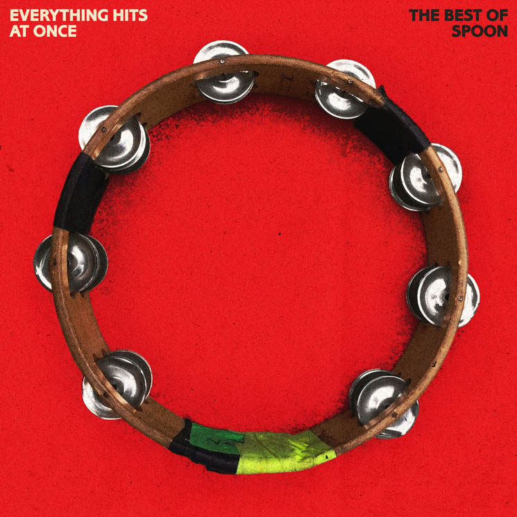 Spoon Everything Hits at Once: The Best of Spoon