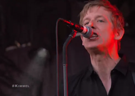 "Spoon ""Rent I Pay"" / ""Rainy Taxi"" (live on 'Kimmel')"