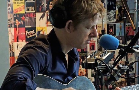 "Spoon ""Rent I Pay"" / ""Rainy Taxi"" (acoustic BBC version)"
