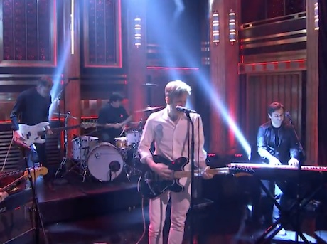 "Spoon ""Do You"" (live on 'Fallon')"