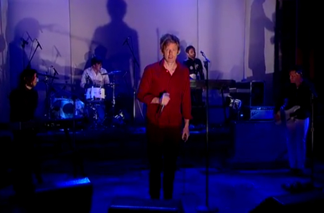 """Spoon """"Inside Out"""" (live on 'Letterman')"""