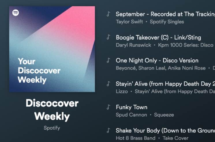 ​Spotify Pranks Users with 'Discocover Weekly' Playlist