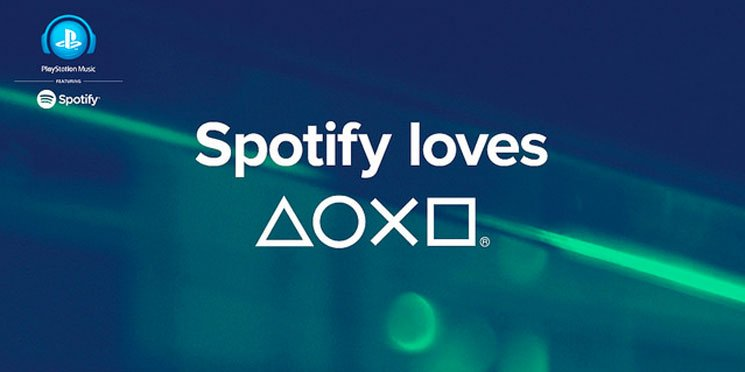 Sony Joins Forces with Spotify for PlayStation Music