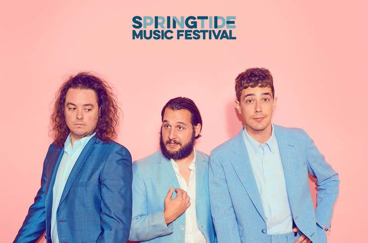 ​Springtide Music Festival Unveils 2019 Lineup with Born Ruffians, Zeus and Birds of Bellwoods