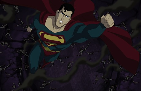 Superman Unbound [Blu-Ray] James Tucker