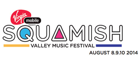Squamish Valley Music Festival Reveals 2014 Lineup with Arcade Fire, Eminem, Bruno Mars, the Roots