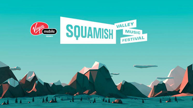 Squamish Valley Music Festival Announces 2015 Lineup
