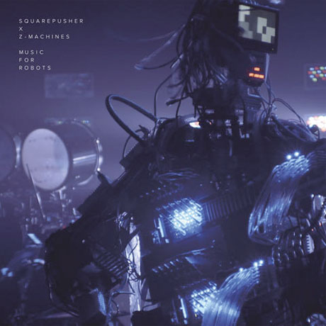 Squarepusher Collaborates with Robotic Band for New EP