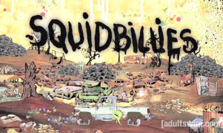 Band of Horses 'Squidbillies' Theme Song