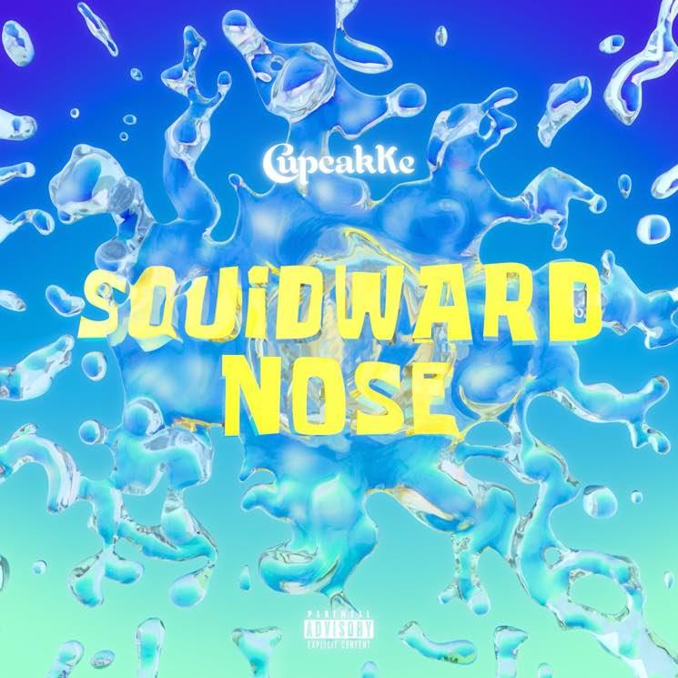 "CupcakKe Turns 'SpongeBob' Raunchy on ""Squidward Nose"""