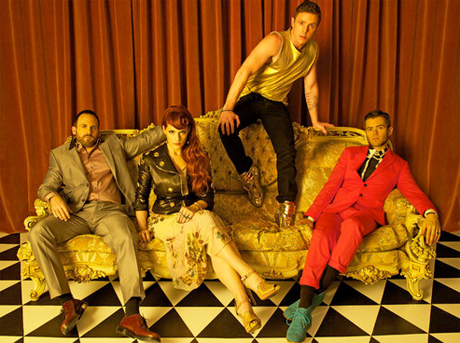 Scissor Sisters Recruit Diplo, Pharrell Williams, Azealia Banks for 'Magic Hour'