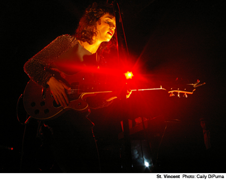 St. Vincent / Cate Le Bon Commodore, Vancouver BC October 12