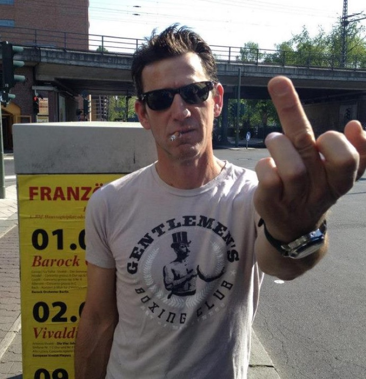 Guitarist Franz Stahl Still Hasn't Got Over Being Fired from the Foo Fighters