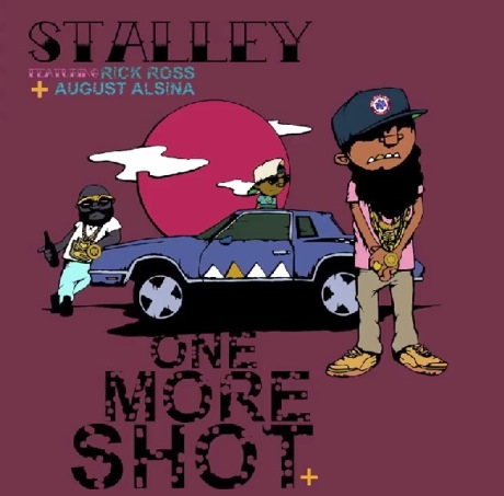 "Stalley ""One More Shot"" (ft. August Alsina and Rick Ross)"