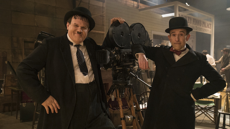 John C. Reilly and Steve Coogan Become Laurel and Hardy in the First Trailer for 'Stan & Ollie'