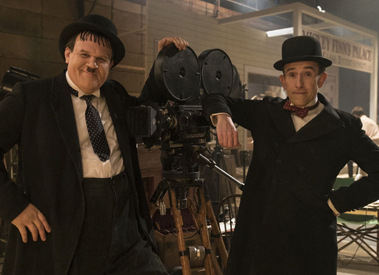 'Stan & Ollie' Is a Warm-Hearted Account of Laurel & Hardy's Friendship Directed by Jon S. Baird