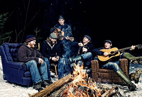 The Stanfields Head Across Ontario and Quebec on Winter Tour