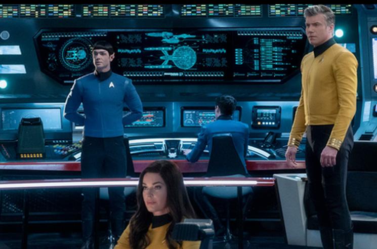 Get Ready for 'Star Trek: Strange New Worlds' and the Return of Spock