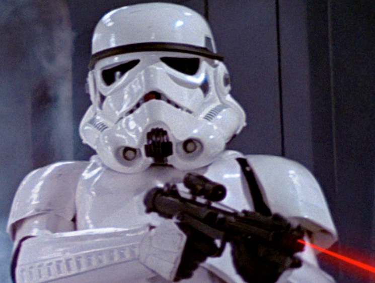 An Alberta Woman Dressed as a Stormtrooper Got Taken Down by Police on Star Wars Day