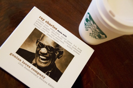 Starbucks to Cease CD Sales